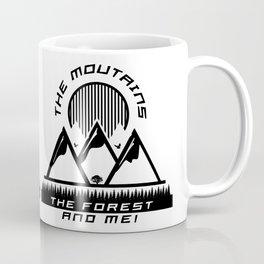 The Mountains Coffee Mug