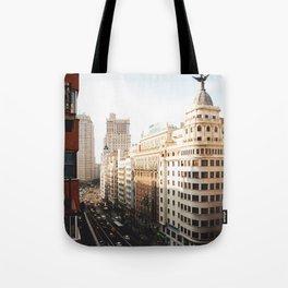Gran Vía Tote Bag