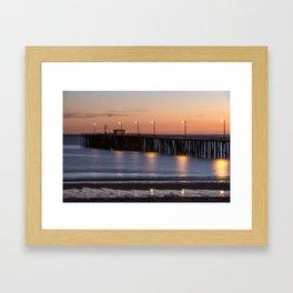 Carol M. Highsmith - Ocean Sunset Framed Art Print