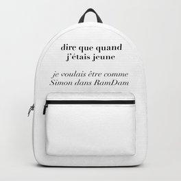 RamDam Backpack