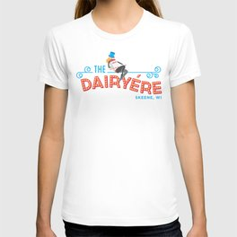 The Dairyére by Brenna Kaplan T-shirt