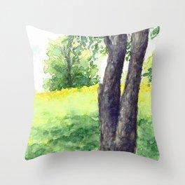Home Sweet Home Throw Pillow