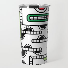 Koru-Fern Serpent Travel Mug