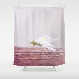 Goin' for a Ride! Shower Curtain