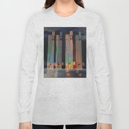 Crystal Giants / 09-09-16 Long Sleeve T-shirt
