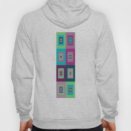 Retro Rectangle Hoody