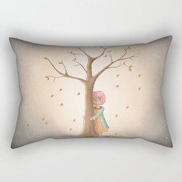 My Last Tree Rectangular Pillow