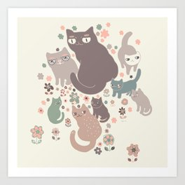 Cloweder Art Print