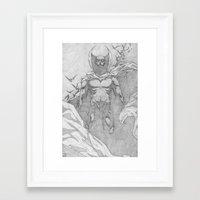 the xx Framed Art Prints featuring XX by Joe Cardoso