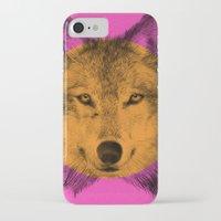 eric fan iPhone & iPod Cases featuring Wild 7 by Eric Fan & Garima Dhawan by Garima Dhawan