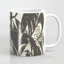"""Franz Marc """"Creation I (Schöpfungsgeschichte I)"""" Coffee Mug"""