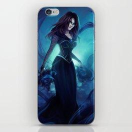 Dark Caster iPhone Skin