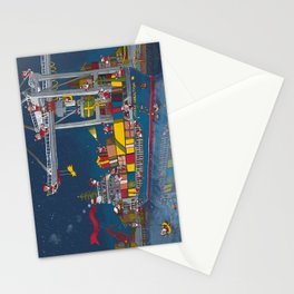 Christmas reshipped Stationery Cards