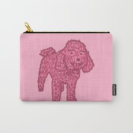 a fluffy friend Carry-All Pouch