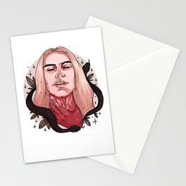 Ave Satanas Stationery Cards