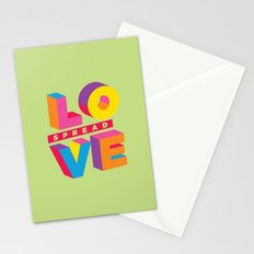 Spread Love Stationery Cards