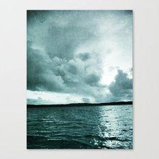 Clair de lune Canvas Print