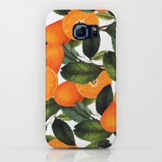 The Forbidden Orange #society6 #decor #buyart Slim Case Galaxy S8