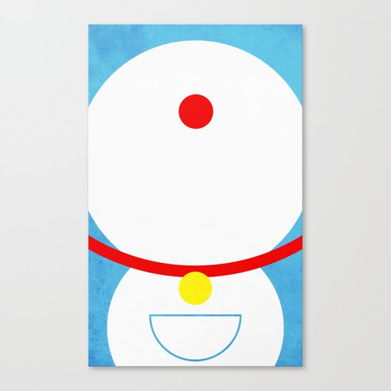 Doraemon Canvas Print