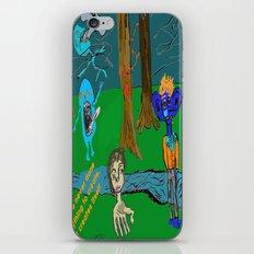 creations  iPhone & iPod Skin