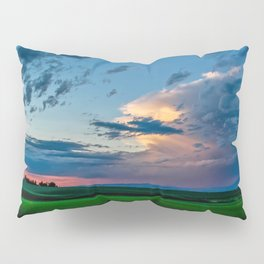 Montana Sunset Pillow Sham