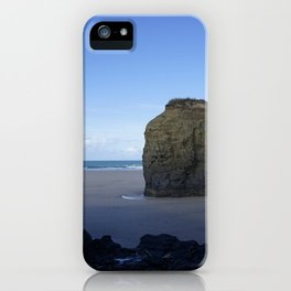 Erosion at Gwithian iPhone Case