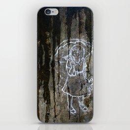 Wet and Dry Season iPhone Skin