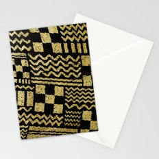 Gold Fuse Stationery Cards