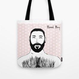 Beard Boy: Emilio Tote Bag
