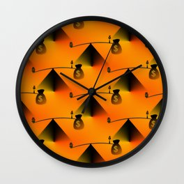 Colorandblack series 817 Wall Clock