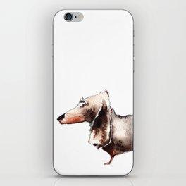 Sausage Dog iPhone Skin