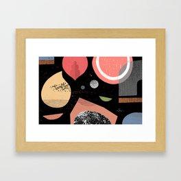 Piro Framed Art Print