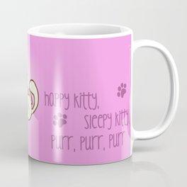The Big Bang Theory - Soft Kitty Coffee Mug