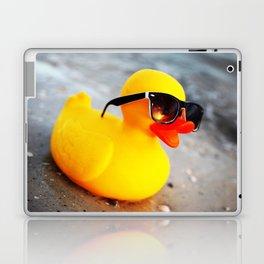 Beach Duck Laptop & iPad Skin