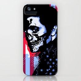 EVIL ELVIS iPhone Case