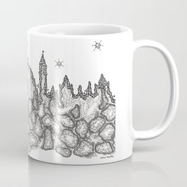 Oxford Skyline Histology Slide Coffee Mug