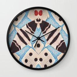Kounna Zebrurafisshu Wall Clock