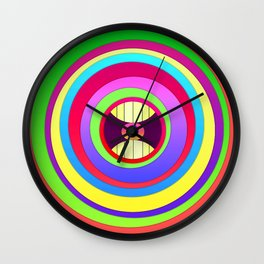 Chew Wall Clock