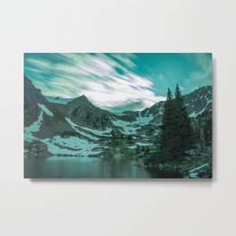 Gore Lake, Colorado Metal Print