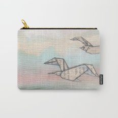 Paper seagulls Carry-All Pouch