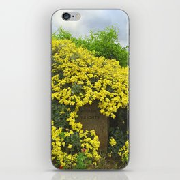 Sorrento Heights (Floral) iPhone Skin