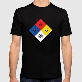 Satanic Hazard 704 T-shirt