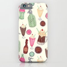 Soda Jerk Pattern iPhone 6s Slim Case