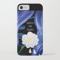 looking for alaska iPhone & iPod Cases featuring Looking For Alaska  by Lunah