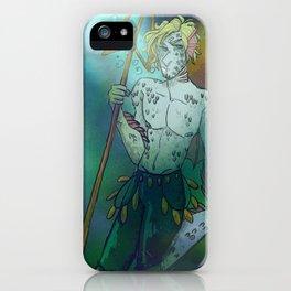 Sanji Fantasy Print iPhone Case