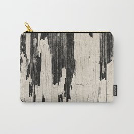 NOIR ABSTRACT / Varnish Carry-All Pouch