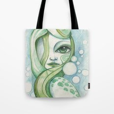 Voice Of The Sea Tote Bag