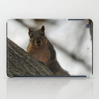 peanuts iPad Cases featuring Did you bring peanuts? by IowaShots