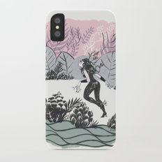 Daphne iPhone X Slim Case