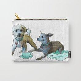 Oscar and Bunny Carry-All Pouch